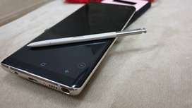 Samsung Galaxy Note 8 (Maple Gold color) N 950N (64GB) 10/10 condition