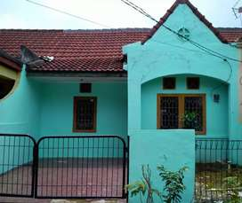 Dijual rumah luas tanah 98 m2 cluster bumyagara kota bekasi 380 jutaan