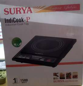 Surya 1500w induction is for sell... Fixed price