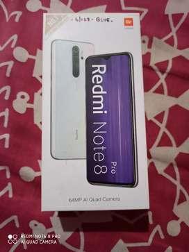 Mi Redami Note 8 Pro just 10 Days Old