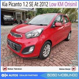 [DP23jt] Kia All New Picanto 1.2 SE At 2012 Low KM ANTIK