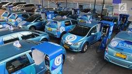 Mitra Driver Bluebird Taksi