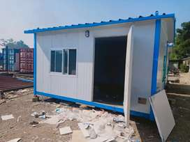 Security guard Cabin, porta cabin , office Containers , Prefab rooms