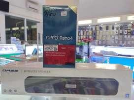 Oppo Reno4 8/128GB free bluetooth speaker oase S3