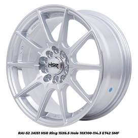 RAI-S2 JA151 HSR R15X65 H10X100-114,3 ET42 SMF (4,2)