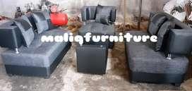 sofa tiger 221 raven black ready