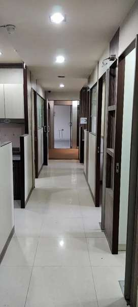 T North Usman road semi furnished office space