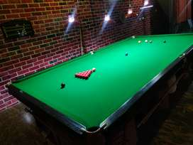 Snooker table - 6 x 12ft