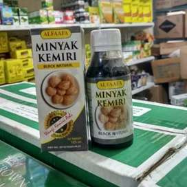 Minyak Kemiri black Natural Al-Fafa
