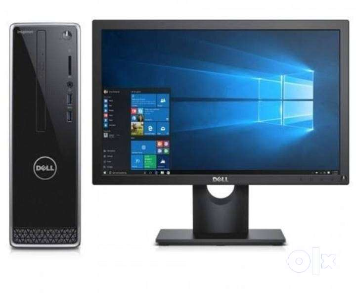 Dell computer i3 intel processor 500 hdd with medical marg software