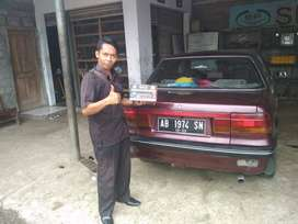 Atasi masalah Kaki2 mobil yg LIMBUNG dg psg Spring Buffer BALANCE
