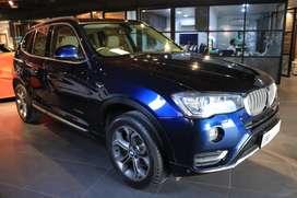 BMW X3 xDrive20d xLine, 2016, Diesel