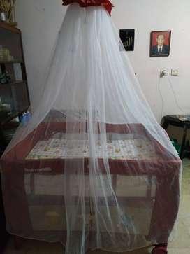 Ranjang Baby Box Bayi BabyDoes BNOB Bonus Kasur Bayi Seharga 250rb