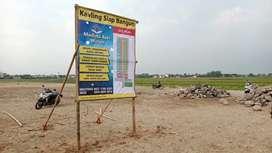 Tanah kavling Harga Miring dekat kota Solo  di Wirun Mojolaban