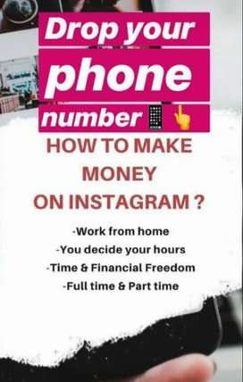 +18 only Work from home provider