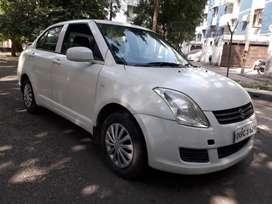 Maruti Suzuki Swift Dzire LXi 1.2 BS-IV, 2008, CNG & Hybrids