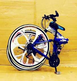 New BMW 21 gears foldable bicycles