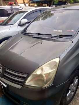 Jual Nissan Grand Livina 1.5XV ( Over )