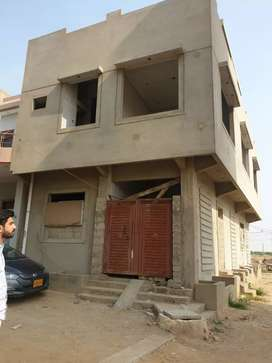 120 Sq Yd House For Sale In Scheme 33 Gulshan E Osman