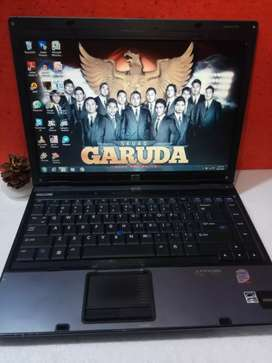 Laptop murah tangguh HP 6910p Intel Core2duo T7300