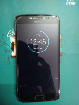 Moto E4 Plus(3GB/32GB/5000mAh) in Good Condition