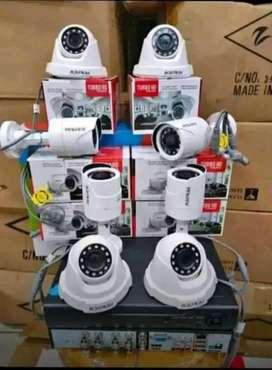 Melayani paket kamera Cctv free pemasangan area Cileles