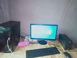 i5 core processor,64byte mother board,1tb hard-disk, 8gb ram
