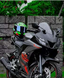 Yamaha R15 v3 Bs6 brand new condition