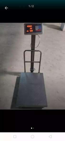 Timbangan digital 500kg&300kg ada charger akurat
