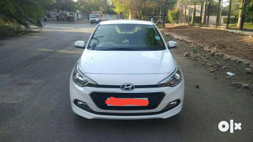 Hyundai Elite I20 Sportz 1.4, 2018, Diesel 0