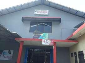 Eks lapangan putsal lokasi mainroad cilame Bandung Barat