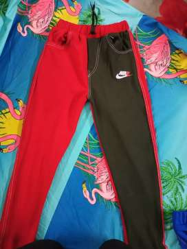 Trousers are available in bulk quality