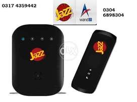 NEW Jazz Devices Wingle 1980/Mifi Cloud 2380 and Jazz WiFi Router