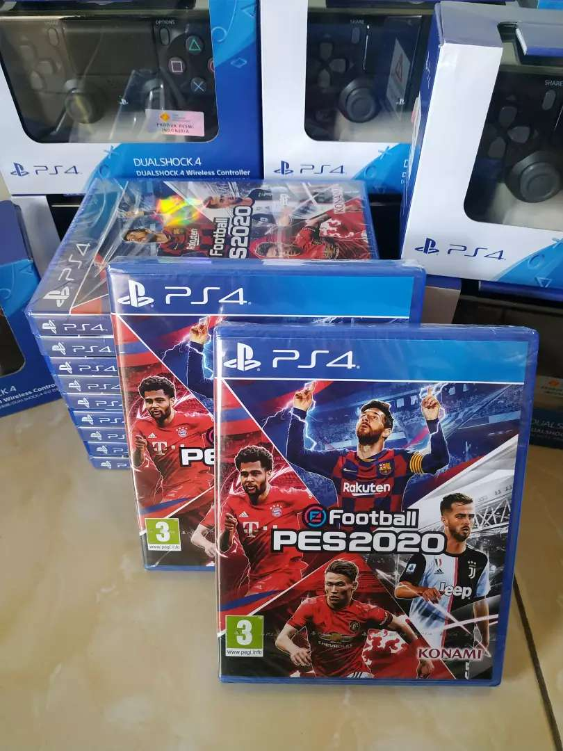 BD PS4 PES 2020 Pro Evolution Soccer Game Bola 0
