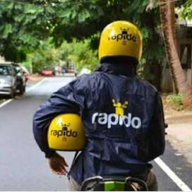 Bike Taxi Driver Required