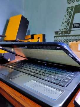 Laptop acer 4732 z