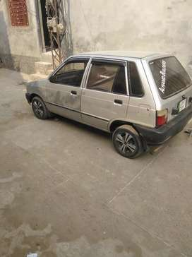 Total jenion no need any work cng kit and a.c. working