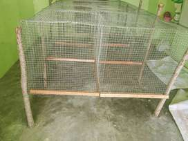 Newly made cage for sale