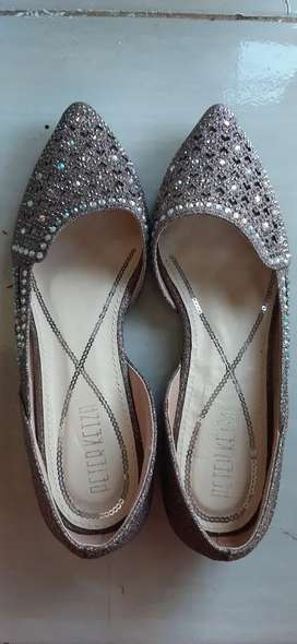 PL PreLoved Sandal Sepatu Peter Keiza Uk. 38