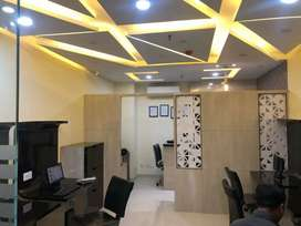 """Fully furnished office spase available in rajarhat new town """"PS QUBE"""""""