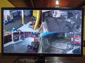 Kamera CCTV Harga Termurah Dengan Kualitas Hasil Jernih Banget