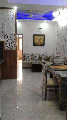 2BHK FULLY FURNISHED LUXURIOUS FLAT .JDA APPROVED AT JAGATPURA 90%LON.