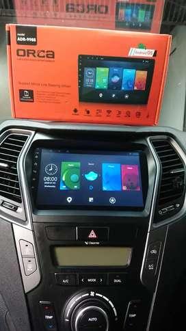 audio mobil sound system mobil head unit android processor dsp kamera