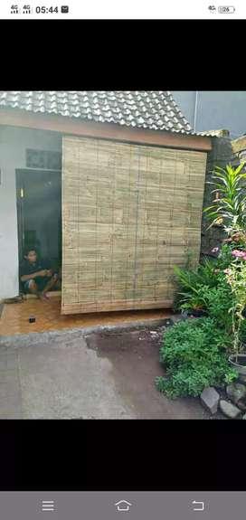 Tirai bambu ngetop