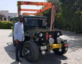 Open jeeps modified BALWINDER Motors