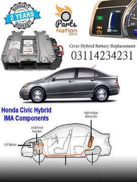 Civic Hybrid Battery P0A7F