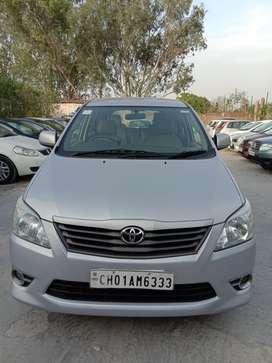 Toyota Innova 2.5 GX 7 STR BS-III, 2012, Diesel