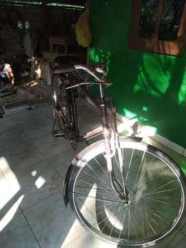 Sepeda Antik Onthel NORMAN ASHFORD ENGLAND