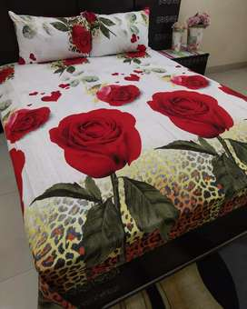 Beautiful bedsheets quick order