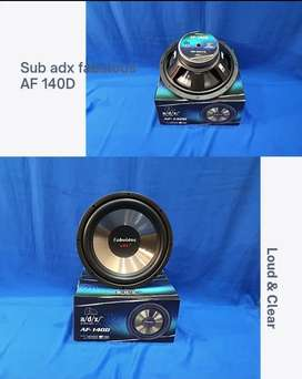 Subwofer 12inch Adx Magnet Gede
